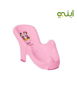 Baby Bath Chair With Anti-Slip-Function - keeper Brand - Pink