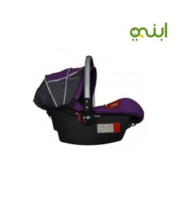 Petit Bebe Car Seat For Unisex - Purple Grey