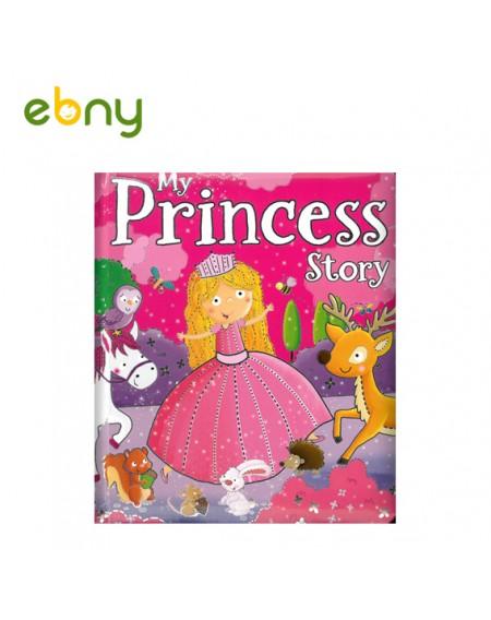 قصة الأميرة بوبى الجميلة للفتيات