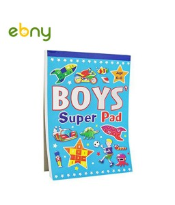 Boys Super Pad for boys