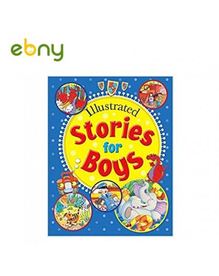 قصص الأولاد المصورة طبعة كبيرة
