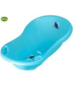 Dory Anatomical Baby Bath Tub, Blue - 84 cm