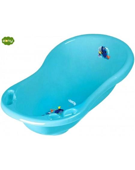 Dory Anatomical Baby Bath Tub,Blue - 84 cm