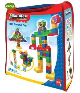 لعبه تجميع مكعبات لتنميه ذكاء الطفل