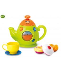 مجموعة الشاي للمرح واللعب