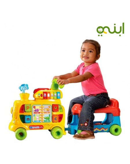 Ride Alphabet Train for learning and fun your childGames