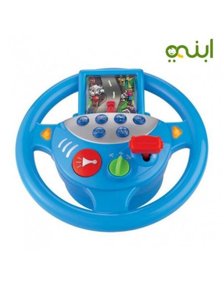 لعبة عجلة القيادة الصوتية المميزة من وين فنالعاب
