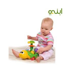 لعبة مرحة ملونة تعزف موسيقى مميزة لطفلك