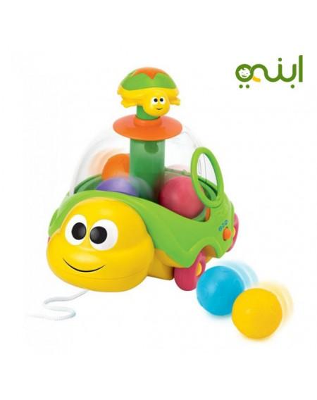 لعبة مرحة ملونة تعزف موسيقى مميزة لطفلكمن الولاده الي عمر سنتين