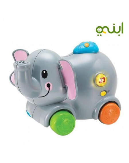 فوز المرح الرقص الفيل مع فقاعة المرحالعاب