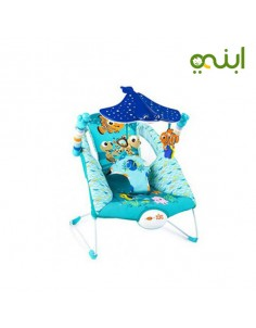 Bright Starts Finding Nemo Sit & Swim Bouncer for babies