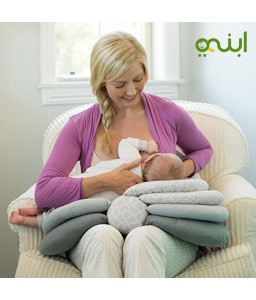Baby Pillows Nursing Pillow Toddler Soft Cotton Adjustable Multifunction Pillow Nursing Hold For Mom