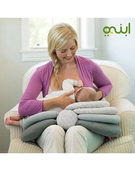 مخدات الرضاعة الرائعة من القطن الناعممن الولاده الي عمر سنتين