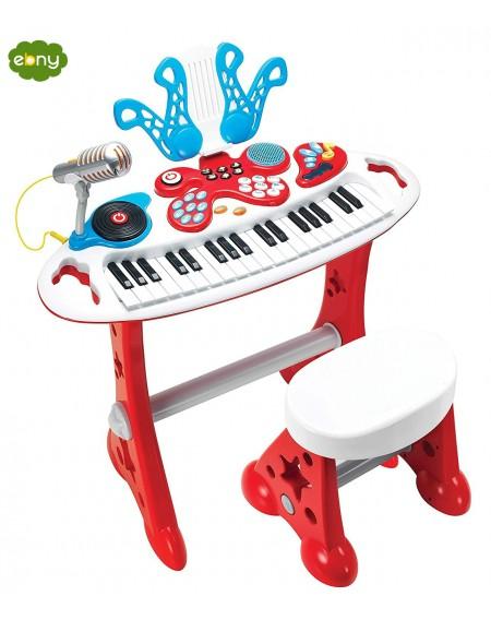 بيانو لتعليم الاطفال الموسيقي مع الكثير من الخصائص