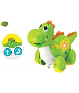 لعبه الديناصور المرحه