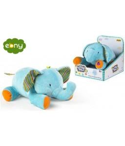 لعبه الفيل بموسيقي هادئة لراحه طفلك