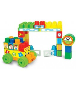 لعبه المكعبات لتكوين الاشكال لعبه لتطوير ذكاء الطفل