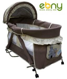 سرير مناسب لاطفال حديثي الولاده خامات ممتازه