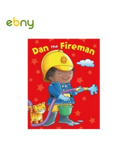 Dan the Fireman tells about Fireman's job