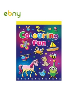 Colouring fun To develop the intelligence of your young