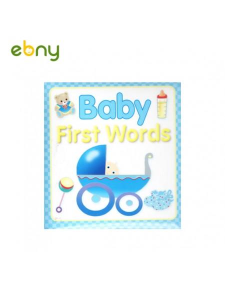 كتاب كلمات الأطفال الأولى الملئ بالإبداع