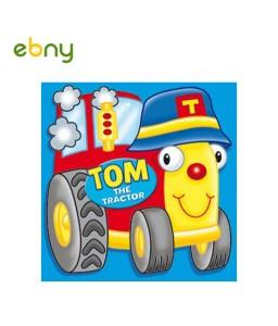 توم الجرار مثالي لتعلم التعاون