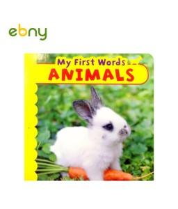 كلماتى الأولى عن الحيوانات الكتاب الأول لطفل مميز