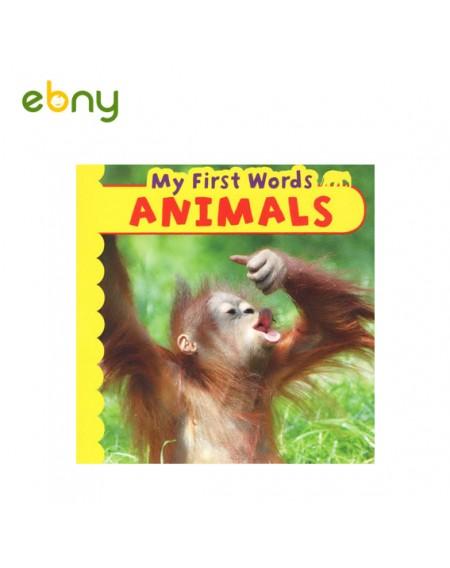 كلماتى الأولى عن الحيوانات صور رائعة للأطفال