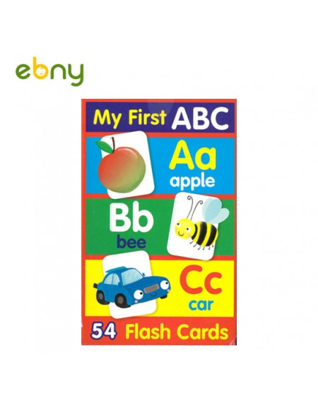 أول بطاقات فلاش لتعلم الأبجدية الإنجليزى لأطفالك