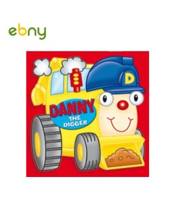 Danny the Digger for your young children