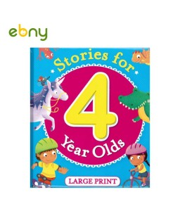 Stories For 4 Years Olds Large Print Great to share