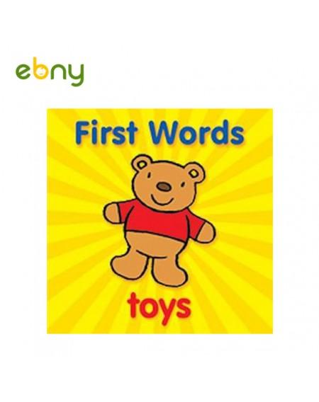الكلمات الأولى الالعاب مثالي للأيدي الصغيرة