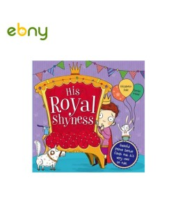 His Royal Shyness fantastic for children