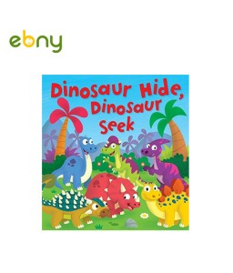 Dinosaur Hide, Dinosaur Seek story for children