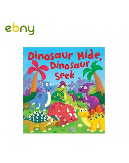 قصة الغميضة مع الديناصورات للأطفال