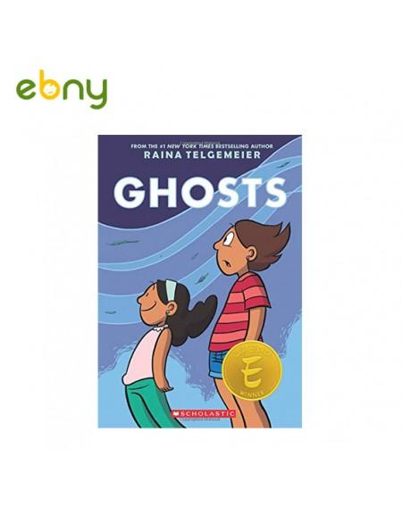 قصة الأشباح المشوقة للأطفال