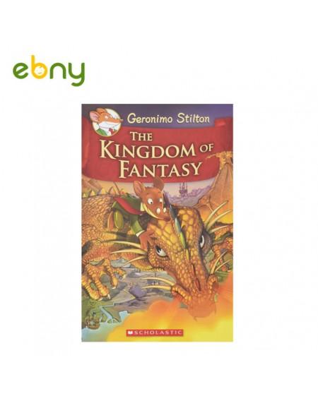 قصة جيرونيمو ستيلتون مملكة الخيال