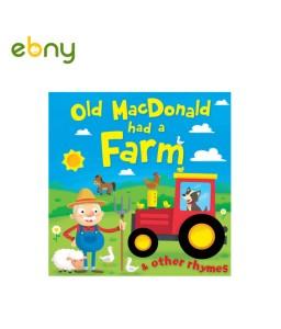 قصة مزرعة العم ماكدونالد للأطفال