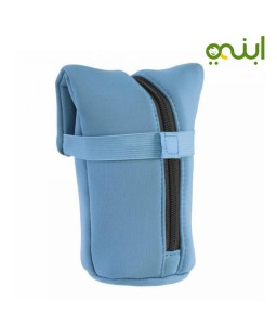 Chicco Thermal Feeding Bottle Holder in Blue