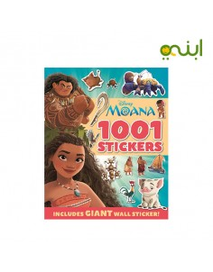 Disney 1001 Stickers -  Moana