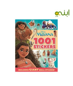Disney 1001 Stickers -  Moana