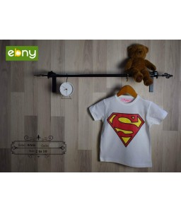 Your kids are heroes with the Flipper T-shirt superman 6:10 years