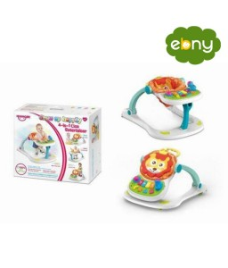 Acticity Walker full of cheerful colors for your baby
