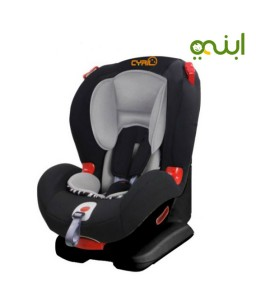 Car seat for children with a five-belt to protect your child
