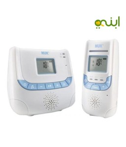 Nuk Eco Control DECT 267 Baby Monitor - LCD
