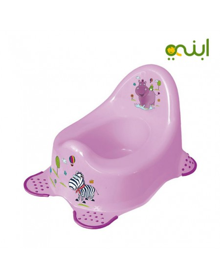 Hippo Keeper-Potty for your child comfort