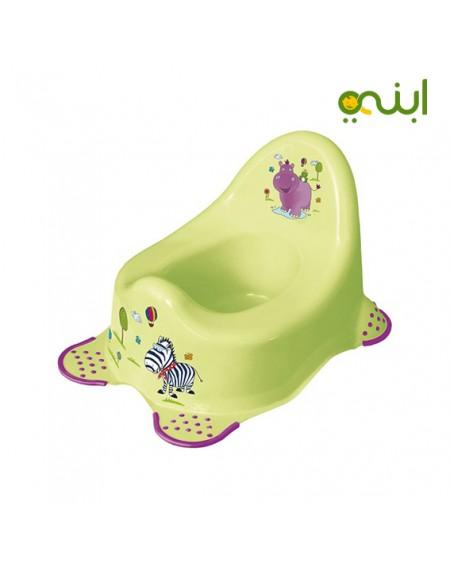مقعد المرحاض هيبو من كيبر 2 ك