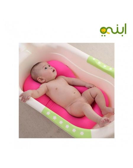حوض استحمام مبطن لطفلك