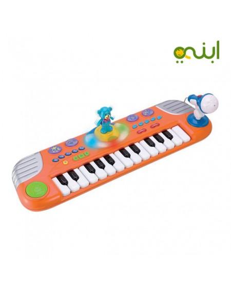 بيانو الدب الغنائي الراقص من وين فن
