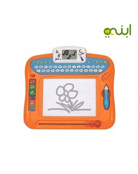 لعبة لوحة الرسم و الكتابة و التعلم